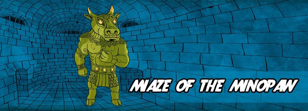Write a story about a maze