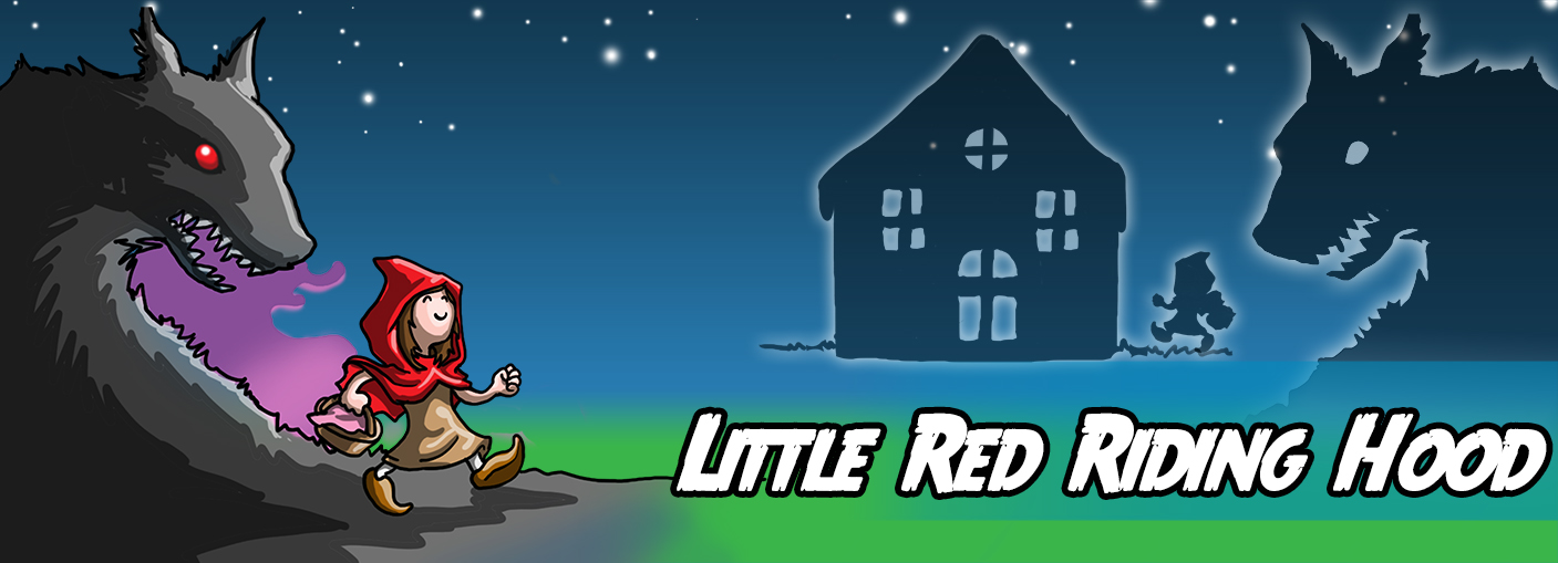 Write a story about Little Red Riding Hood