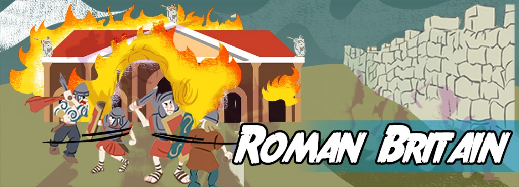 Write a story about Roman Britain