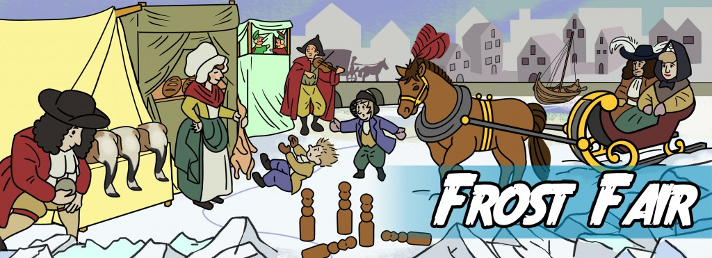 Write a story about the Frost Fair