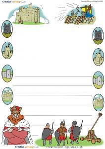 border_castles colour wide lines